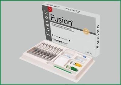 Dental Nano Hybrid Universal Composite Resin Restorative 7 Syringes Kit Fusion