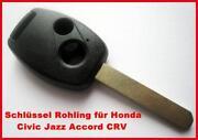 Schlüsselrohling Honda