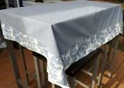 Toile Tablecloth