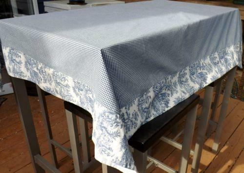 Toile Tablecloth Ebay