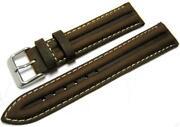 22mm Brown Watch Strap