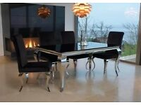 Louis Dining Table for 6 Chairs ( Dining Table only) New