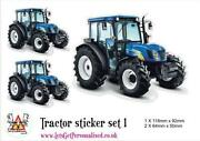 New Holland Stickers