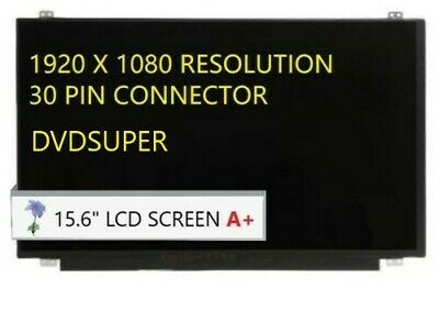Used, New LCD Screen for Acer Nitro N17C1 AN515-51 IPS FHD 1920x1080 Matte Display for sale  Shipping to India