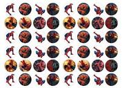 Spiderman Cake Toppers
