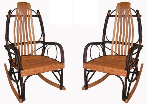 Merveilleux Amish Rocking Chair | EBay