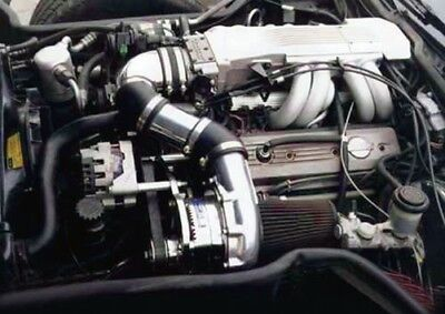 Chevy Vette C4 L98 TPI Procharger D-1 Supercharger HO Tuner Kit 1985-1991
