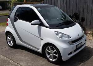 2011 Mercedes-Benz smartcar B-Coupe with A Frame Towing Gear Grovedale Geelong City Preview