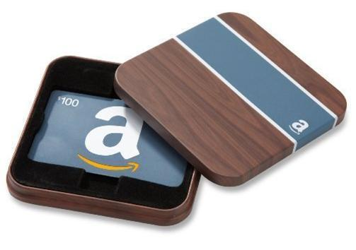 $100 Amazon Gift Card with a nice Gift Box, Fast 1-day Shipping!
