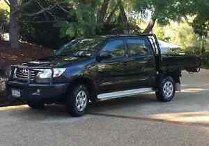 2013 Toyota Hilux Ute **12 MONTH WARRANTY** Coopers Plains Brisbane South West Preview