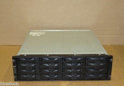 Dell EqualLogic PS5000XV Virtualized iSCSI SAN Storage Array 16x 450GB 15k 7.2TB