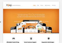 Turn-Key Website Design Business for Sale $999