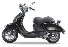 Motorcycle helmet with free Aprillia Habana Custom Mojito 50cc