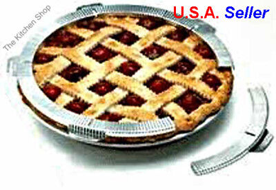 Pie Crust Shield 5 Piece Adjustable Baking Ring Kitchen Tools Gadget (Free Ship)