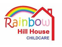 Level 3 qualified Nursery Practitioner required