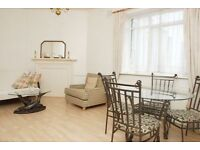 SHORT OR LONG LET. AVAILABLE NOW. SPACIOUS AND ELEGANT 1 DOUBLE BEDROOM WITH INTERNET. OFF KINGS RD
