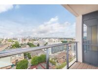 BEAUTIFUL 3 BEDROOM WITH LARGE BALCONY &FURNISHED, GYM IN PANORAMIC TOWER, HAY CURRIE STREET, POPLAR