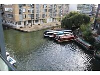 TWO ]BEDROOMS TWO BATHROOMS SECOND FLOOR, CANAL VIEWS FURNISHED ANGEL AND ISLINGTON