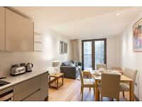 LUXURY 1 BED 2ND FLOOR, BALCONY, 24HR CONCIERGE in St. Dunstans House, Fetter Lane, Holborn EC4A