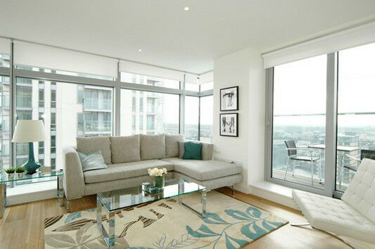 Luxury 2 bed 2 bath PAN PENINSULA E14 CANARY WHARF SOUTH/HERRON QUAYS CROSSHARBOUR DOCKLANDS
