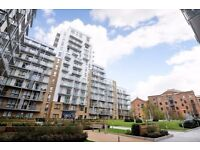 +SPACIOUS 1 BED APARTMENT W/ PRIVATE GARDEN IN CASPIAN WHARF, BROMLEY BY BOW/LIMEHOUSE/ALL SAINTS E3