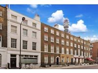 Fitztrovia,W1-1 Bedroom,Converted Georgian Townhouse,Prime Central Location,Furnished,Nr Underground