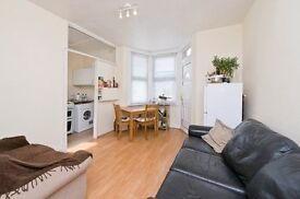 Fulham Palace Road - well-presented three double bedroom second floor flat.