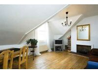 Bright and spacious, split-level 1 bed flat to let in West Hampstead