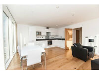 Luxury 2 bed 2 bath 18th flr HALO STRATFORD E15 BOW CHURCH ROAD BROMLEY PUDDING MILL LANE