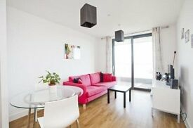 ( 1 ) One bedroom with Balcony and Gym, Connaught Heights, 2 Agnes George Walk, London E16