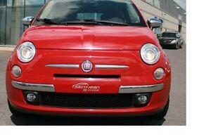 2012 Fiat 500c rouge Cabriolet TRES rare