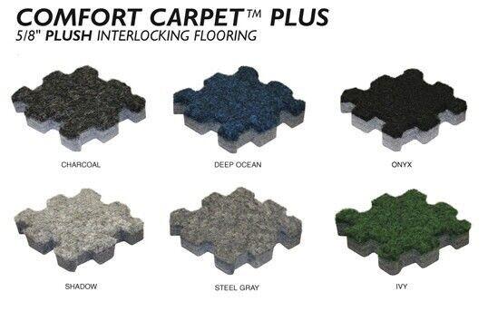 Interlocking Carpet Trade Show Interlocking Puzzle Tile Flooring