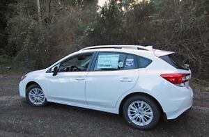 2017 Subaru Impreza - 15,000KM - $18,000
