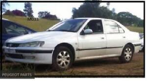 WRECKING 2003 PEUGEOT 406 AUTO 2L DIESEL FREE FREIGHT M033
