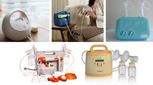 HOSPITAL BREAST PUMPS COST LESS AT BAMBINI & ROO(780)5691766