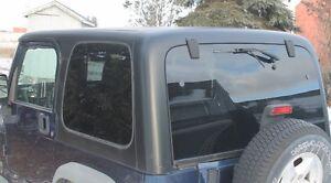 2006 Jeep TJ Hard Top Great Shape