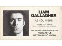 Liam Gallagher Ticket