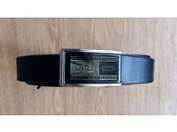 D&G Mens leather belts