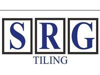 SRG Tiling- wall and floor tiling undertaken, latex and underfloor heating