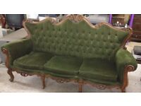 GORGEOUS SOFA. Swap for motorbike or car.