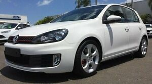 2012 Volkswagen Golf VI MY12.5 GTI DSG White 6 Speed Sports Automatic Dual Clutch Hatchback Berrimah Darwin City Preview