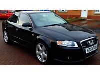 Audi A4 2.0 TDI S Line Special Edition 170 BHP ( IMMACULATE + 12 MONTHS MOT)