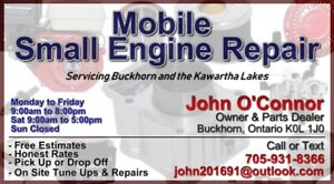 Mobile Small Engine Repairs