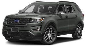 2017 Ford Explorer Sport ECOBOOST. NAV. MOONROOF.