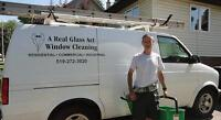 Looking for part time window cleaner