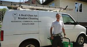 Window Cleaner looking for part time employee Stratford Kitchener Area image 1