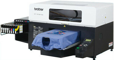 Direct To Garment Printer Brother Gt381