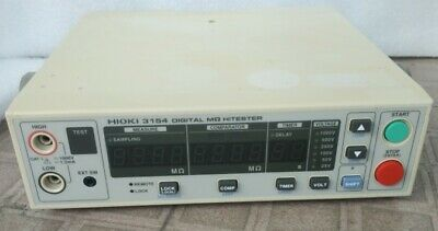 Hioki 3154 Insulation Resistance Tester Ship By Express 90days Warranty