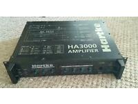 Hartke HA3000 Bass Amp Head
