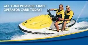 Pleasure Craft Operator Card (PCOC)-Boating 1
